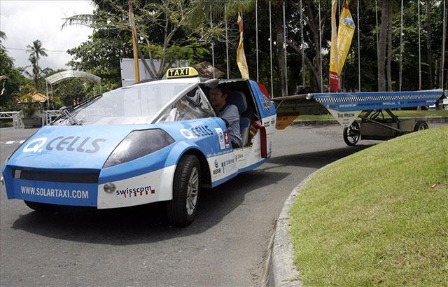 taxi014 Необычные такси