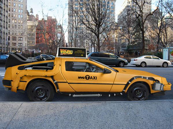 taxi023 Необычные такси