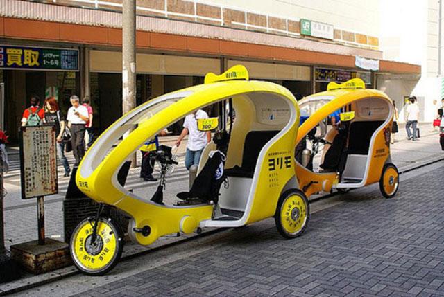 taxi03 Необычные такси