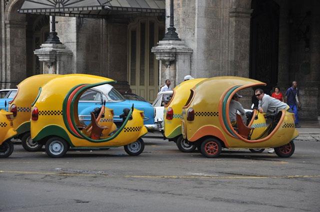 taxi06 Необычные такси