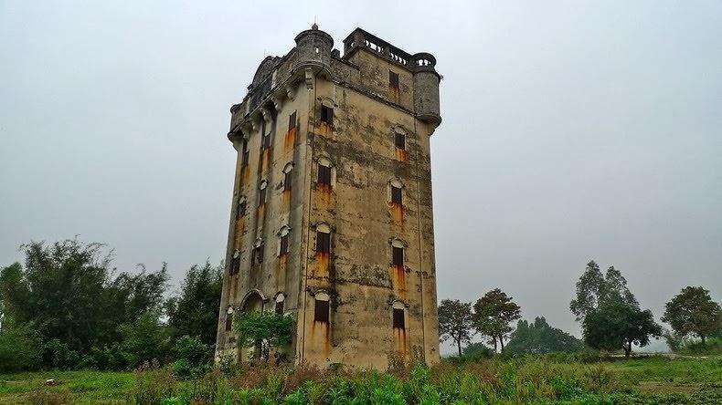 Старые башни Дяолоу (Diaolou) (3)