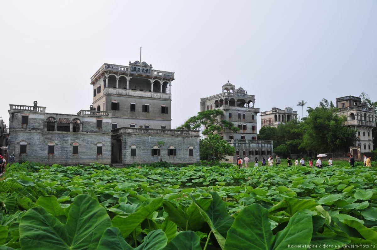 Старые башни Дяолоу (Diaolou) (11)