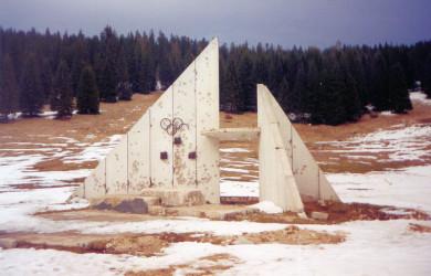 Зимние виды спорта на Олимпиаде - Сараево' 84 (13)
