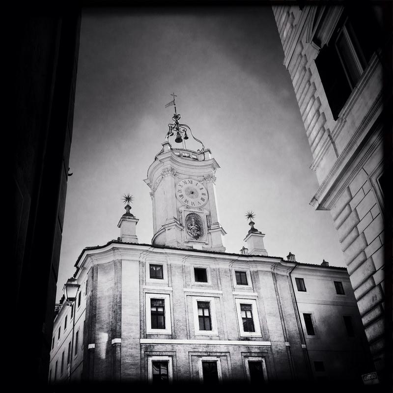 черно-былые фотографии Рима (11)