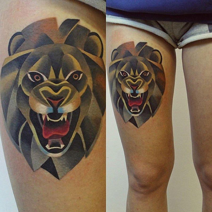 Tattoo Commissions  Sam Phillips
