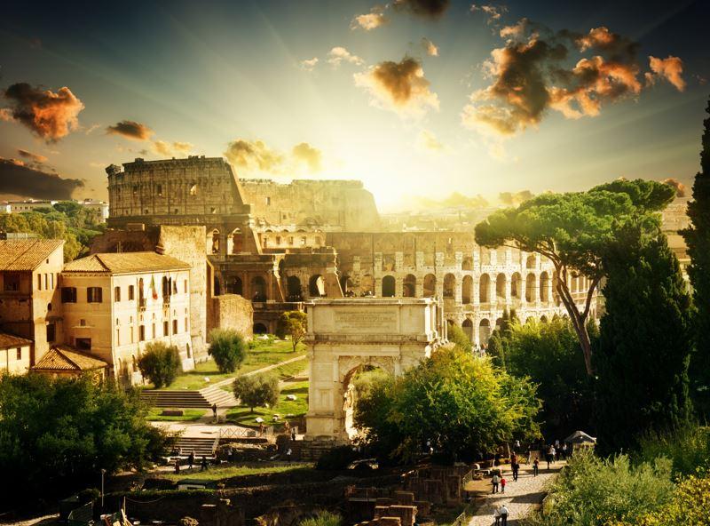 Колизей - фото, описание2