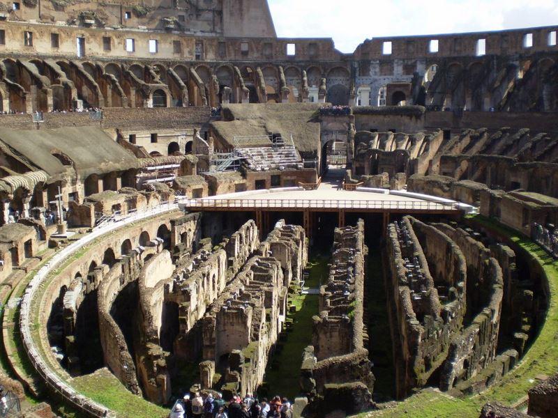Колизей - фото, описание